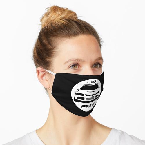 Nimm einen Aufkleber, um auf deine Autofenster zu klatschen Maske