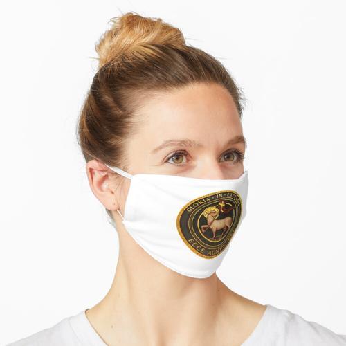 Sprichwort Maske