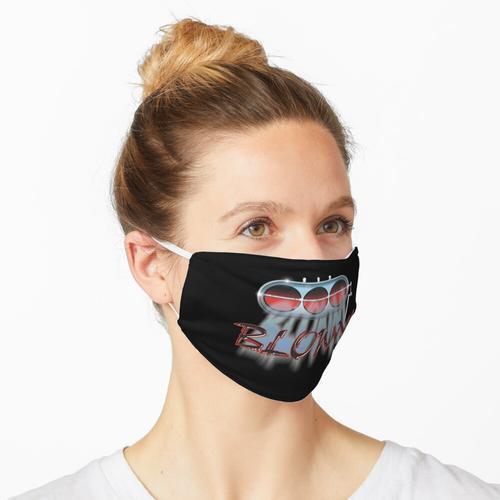 GEBLASEN! Maske