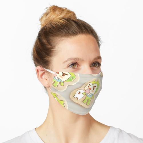 Icing Cookie Maske