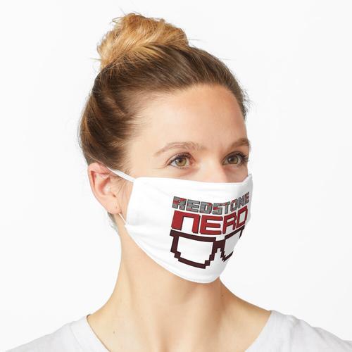 Redstone NERD Maske