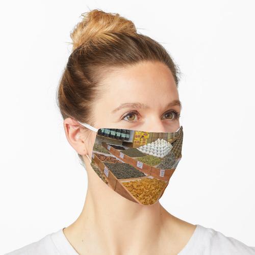 Die Pyramiden Maske