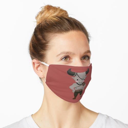 Der eiserne Stier Maske