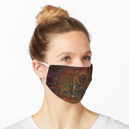 Mahakala Maske