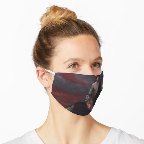 Folie à deux. Maske