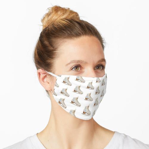 Schlittschuh Maske