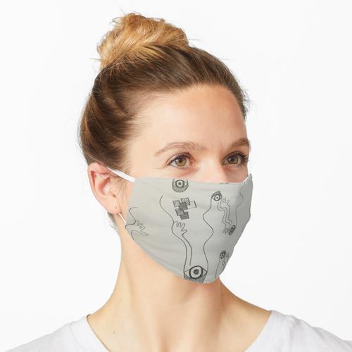 Experimental. Maske