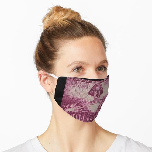 Wagner und seine Opern Maske