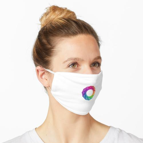 Farbkreis Maske