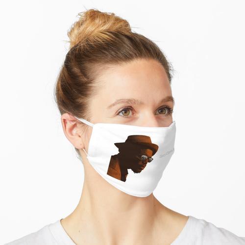 Gary Clark Jr. Premium Maske