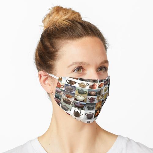 Yixing Teekannen Maske