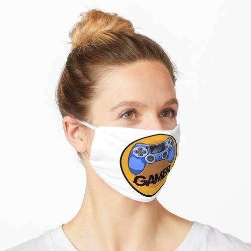 Gamer PS4 Controller Maske