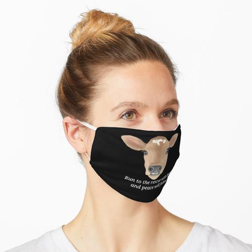 Milchfrei Maske