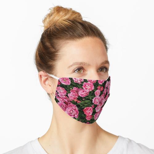 Blumen von Keukenhof Maske