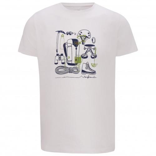 Bergfreunde.de - SchauinslandBF. - T-Shirt Gr L grau