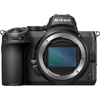 Nikon Z 5 FX-format Mirrorless Camera Body Only