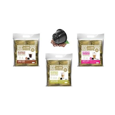 Capsules compatibles Dolce Gusto...