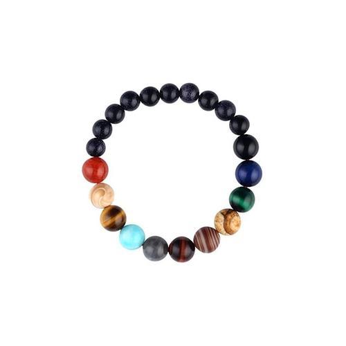 Sonnensystem-Armband: 2x