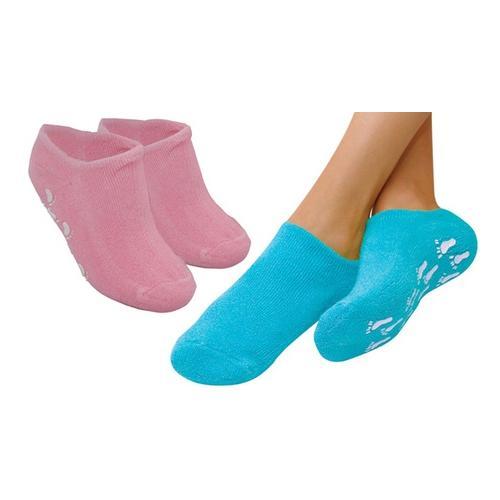 Feuchtigkeitsspendende Socken: Blau/ 1