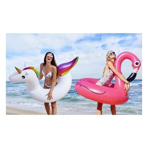 Großer Schwimmreifen: Flamingo/2