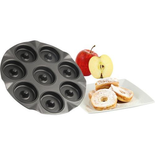 Apfelküchli-Blech, schwarz