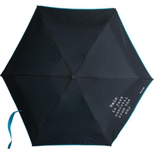 FIT-Z Regenschirm in Neoprenhülle, blau