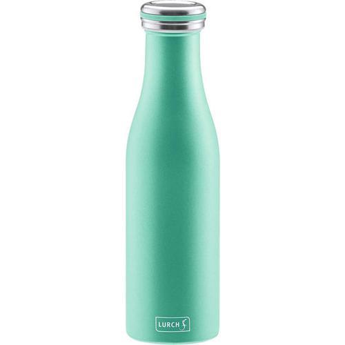 Isolierflasche Edelstahl, grün