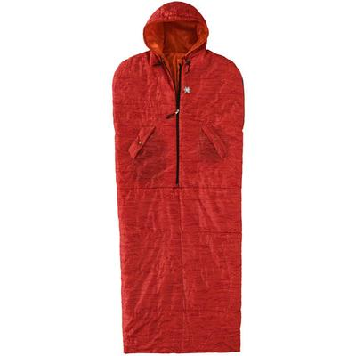 Schlafsack Trip, rot