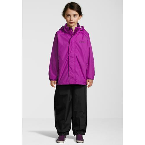 ZIGZAG Regenanzug Ophir W, W-PRO 10000 lila Kinder Regenanzüge Regenbekleidung Jungenkleidung