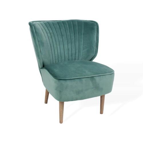 VOSS Design »Swing Revival« Sessel blau