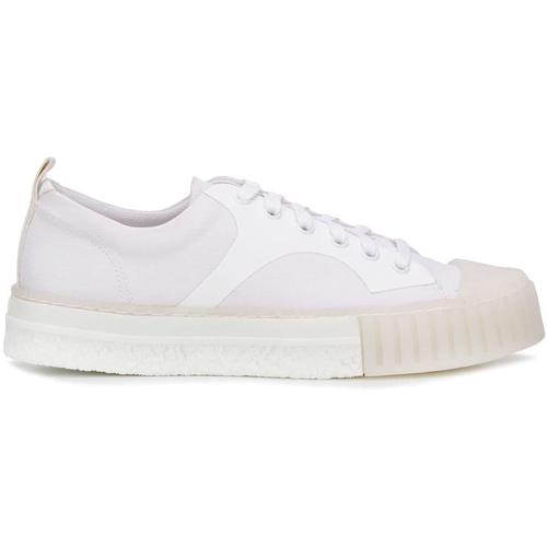 Adieu Sneakers mit geriffelter Sohle