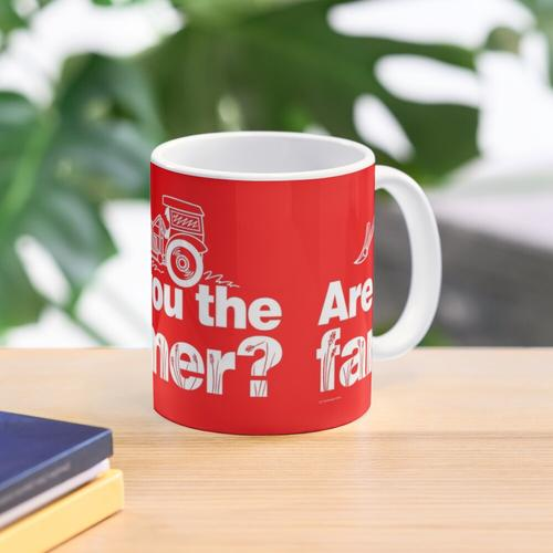 Are you the farmer? Mug