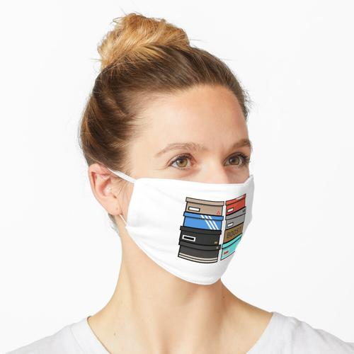 Box Turnschuhe Maske