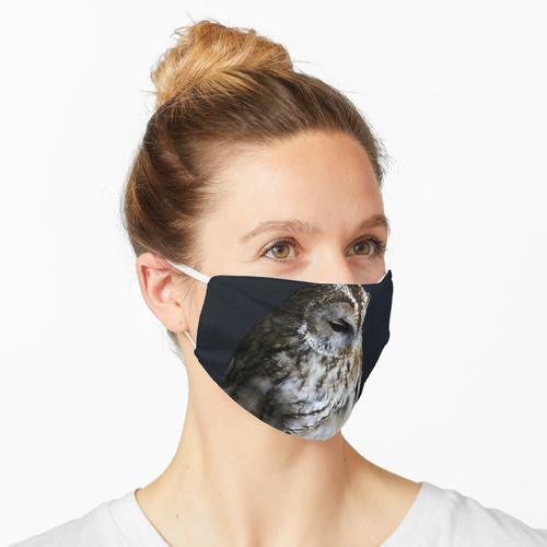 Waldkauz Maske