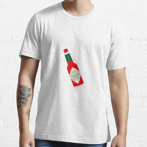 Tabasco Hot Sauce Flasche (Tabasbo) Essential T-Shirt