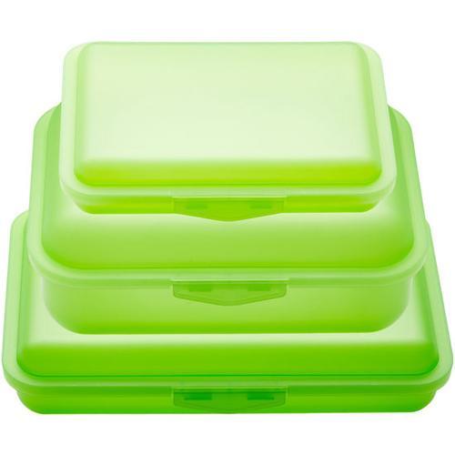 JAKO-O Brotdosen-Set, grün