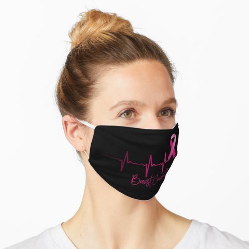 Brustkrebs-Geschenke Rosa Band-Brustkrebs-Bewusstseins-Brustkrebs-Geschenke Maske