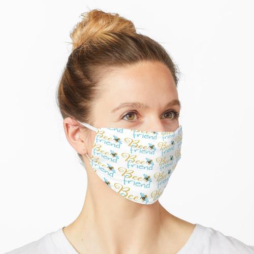 Bienenfreund Maske