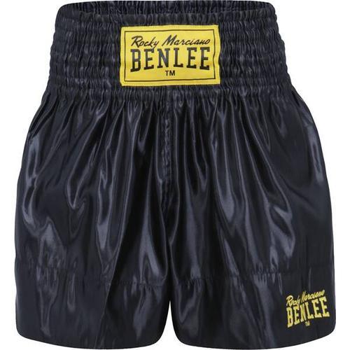 BENLEE Herren Thai Shorts UNI THAI, Größe L in Schwarz