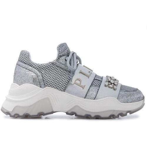 Philipp Plein 'Runner' Sneakers mit Kristallen