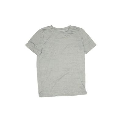 Bcg Active T-Shirt: Gray Solid Sporting & Activewear - Size 10