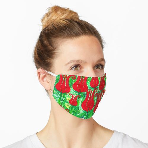 Osmanischer Lale Maske