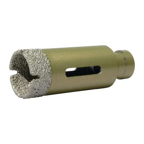 Diamantbohrkrone D. 40 mm Länge 70 mm geeignet für Fliesen / Granit / M - Promat