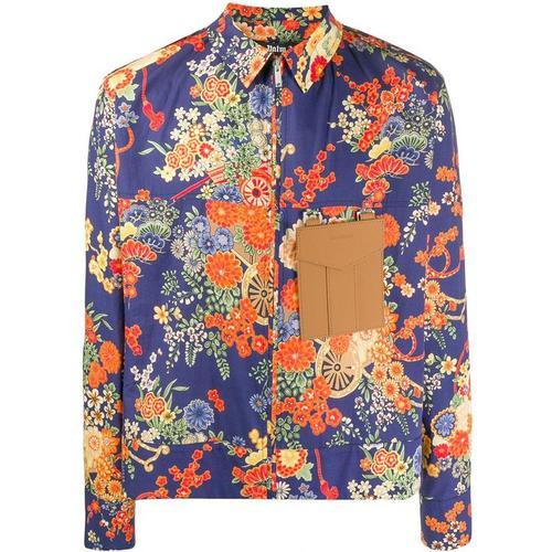 """Palm Angels Hemd mit """"Blooming""""-Print"""
