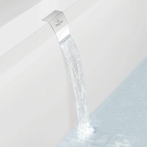 Villeroy & Boch Wasserzulauf integriert in Überlauf für Squaro Edge 12 UPCON0123