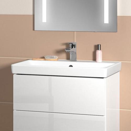 Villeroy & Boch Avento Waschtisch B: 65 T: 47 cm weiß, mit Überlauf 41586501