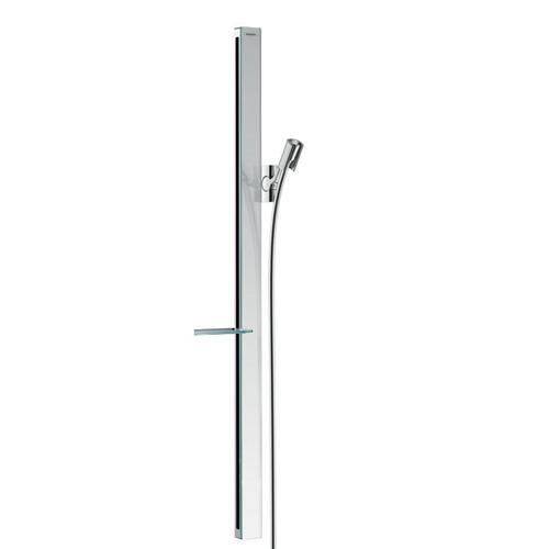 Hansgrohe Unica´E Brausestange Höhe: 900 mm, chrom 27640000