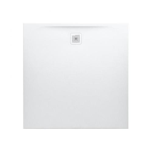 Laufen Pro Rechteck-Duschwanne L: 120 B: 120 H: 3,3 cm weiß matt H2119580000001