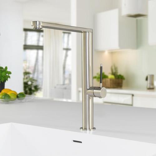PREMIUM 300 Steel Einhebel-Küchenarmatur PR1160