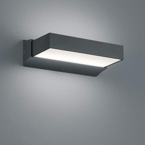 TRIO Cuando LED Wandleuchte B: 23,2 H: 7 T: 13,5 cm 226660242, EEK: A+
